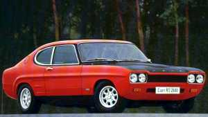 Capri RS 2600 picture