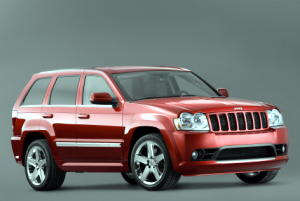jeep grand cherokee srt8 2005 car pictures. Black Bedroom Furniture Sets. Home Design Ideas