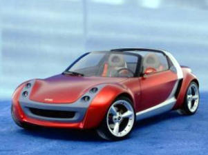 smart roadster concept picture