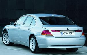 2005 BMW 730i E65 Related Infomationspecifications