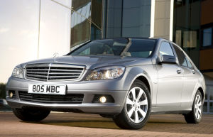C 180 Kompressor BlueEFFICIENCY {W 204} picture