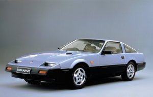 Nissan™ 300 ZX Turbo {Z31} (1984) - Car Videos